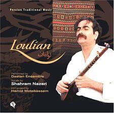 Loulian - Shahram Nazeri (2006, CD NEUF)