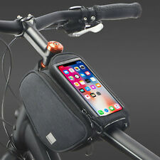 Fahrradtasche Rahmentasche Handy Oberrohrtasche Smartphone Tasche wasserdicht