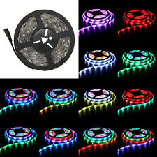Dream Color RGB 16.4ft WS2811 2811 IC 5050 SMD 150led Strip Light Waterproof