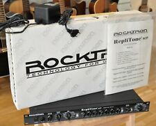 Rocktron Repli Tone MP 1U Rack Digital Modeling Preamp Replitone - Made in Korea