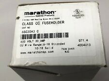 Marathon Special Products 6SC30A3C Class CC Fuseholders 600V 30A Qty. 4
