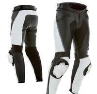 Men Leather Pants Cuir Pantalon Cuir Un Pantalon Cuir Costume  Cuir Veste