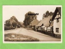 Ashorne Post Office Nr Leamington Spa RP pc used 1960 Landscape View Ref B441