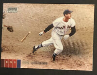 2020 Topps Stadium Club Chrome Ted Williams  # 67 Boston Red Sox LEGEND! HOF SP