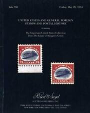 USA: United States and General Foreign Stamps and Postal History, New York 1994.