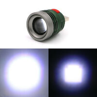 3 Modes Mini USB Powered LED Flashlight Handlight Torch Zoomable Camping Lamp