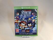 SOUTH PARK SCONTRI DI-RETTI FRACTURED BUT WHOLE XBOX ONE PAL EUR ITALIANO NUOVO