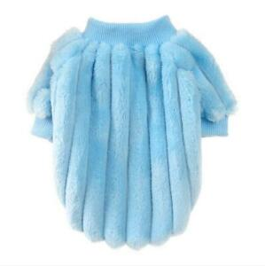 Pet Dog Jumper Sweater Winter Warm Flannel Cats Clothes Small Puppy Dog Supplies