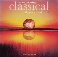 The Most Relaxing Classical Album in the World...Ever! (CD, Mar-1999, 2 Discs, V