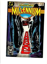 DC Comics Millennium The Summoning Comic Issue #2