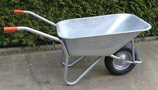 Schubkarre 200kg für Garten Bau und Stall mit Stahlfelge