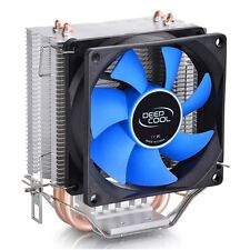 New DeepCool CPU Quiet Cooler Heatsink For Intel LGA115X/775 and AMD FM2/FM1/AM3