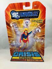 DC Universe Crisis Infinite Heroes Supergirl Series 1 Action Figure 43
