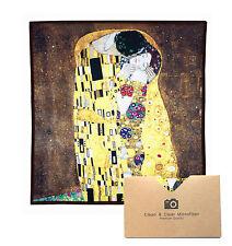 "LARGE[6 Pack](Gustav Klimt ""The Kiss"") - ULTRA PREMIUM QUALITY Microfiber Cloths"