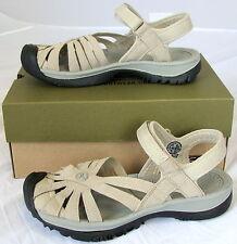 Keen Women's Rose Sandals 1010998 - Aluminum / Neutral Gray - 7.5