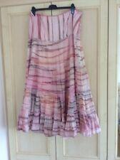 M&S Per Una Maxi boho skirt 16