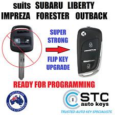 SUBARU LIBERTY IMPREZA WRX FORESTER OUTBACK REMOTE FLIP KEY 2000 - 2007