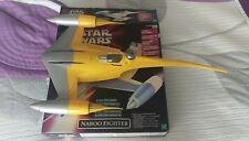 Naboo fighter Star Wars Episode I nave espacial