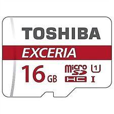 Toshiba Exceria M302-ea 16GB microSDHC Uhs-i Class 10 memoria Flash - Tarj #0607