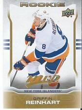 2014-15 MVP GRIFFIN REINHART #314 Rookie Redemption New York Islanders