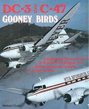 DC-3 AND C-47 GOONEY BIRDS B-18 BOLO_B-23 DRAGON_RCAF_USN USMC R4D_RAF_USAAF