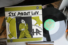 "HR - ITS ABOUT LUV  - VINILE LP 33 GIRI - 12"" - NMINT"