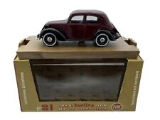Brumm 1:43 Diecast 1937-39 Fiat 508c Berlina 1100 r31 Collectible Model Car