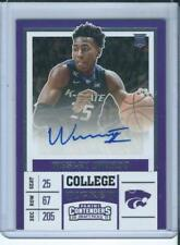 Contenders Not Autographed Basketball Trading Cards