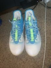 New listing Nike PG 3 Lure NASA Basketball Shoes AO2607 005 White Blue Platinum Tint Sz 10.5