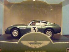 Aston Martin DB4GT Zagato in Met. racing green Oxford 00 Gauge  1:76rd New item