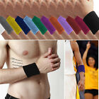 Sweatbands Cloth Cotton Wrist Sweat Band Unisex Sports Yoga Running Basketball