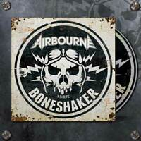 Airbourne - Boneshaker (NEW DELUXE CD)