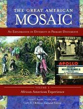 The Great American Mosaic [4 volumes]: An Exploration of Diversity in Primary
