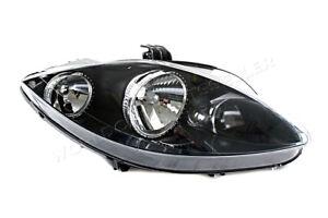Seat Altea Leon Toledo 2004-2009 Electric Headlight Chrome Grey RIGHT RH