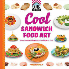 Arte fresco sándwich de alimentos: recetas fáciles que hacen diversión alimentos para comer! (de tablero de ajedrez H