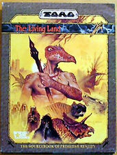 1990 TORG- The Living Land-West End Role Playing Game Sourcebook (D-0374-MH)