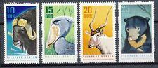 DDR 1617 - 1620 postfris motief dieren