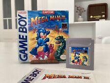 Mega Man 3 - Nintendo Gameboy Classic Spiel in OVP