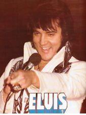 Elvis Presley: ELVIS #1-4 (a complete SET OF my fanzine LAST of #1 & #4 as a LOt