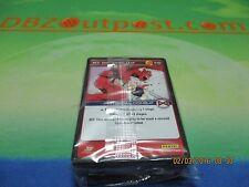 Dragonball Z DBZ TCG Panini Starter Deck Evolution Full 60 card deck Red Style