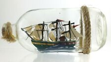Vintage Ship in A Bottle Nautical Décor House of Global Art China M746