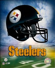 Pittsburgh Steelers 8x10 Logo Photos