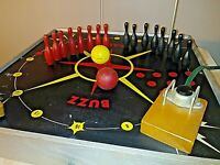 1946 Elec-toy Buzz Ball Bowling game