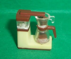 VINTAGE 1970's LUNDBY DOLLS HOUSE COFFEE MAKER MACHINE