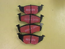 EBC Brake Pads Front Blackstuff Skoda Felica 2 6U1 NEW From CLEARANCE