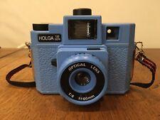Holga 120 120GCFN 120gcfn Blue Medium Format Film Camera (discontinued)