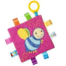 TAGGIES Crinkle Me Honey Bee Colourful Crinkle Soother Buggy/Stroller Toy