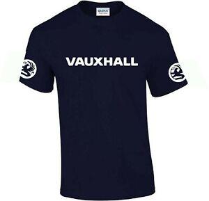 Vauxhall T Shirt  Men's Novelty  T-Shirt Top