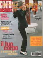 Cento Cose Energy Italian Fashion Magazine Aug 1997 Arnoldo Mondadori 112119AME