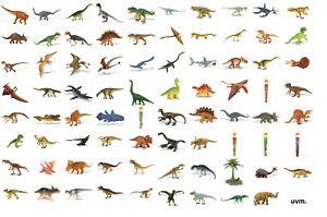 Safari Dinosaurier / Prehistoric World   Spielfiguren Tierfiguren Figur  Auswahl